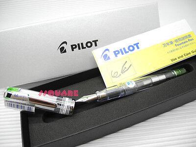 Tracking No. Pilot Fprn-350r Prera Medium Nib Fountain Pen 6 Cartridges Lg