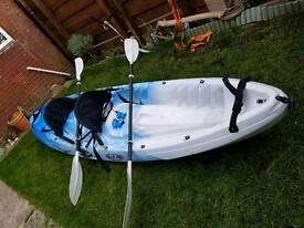 RTM Kayak Ocean Duo Sea Canoe
