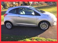 (Low Mileage) ----- 2010 Ford KA 1.2 Zetec ----- 39500 Miles ----- Good Spec KA ----- Ford Ka --- KA
