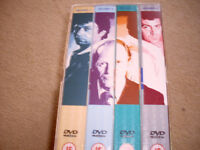 THE PROFESSIONALS- ALL EPISODES IN 4 SERIES IN COMPLETE BOX SETS
