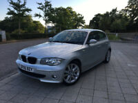 2005 BMW 1 SERIES 2.0 120D SPORT 5 DOORS, 12 MONTHS KOT, S/H, SUPER CLEAN CAR