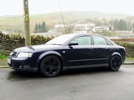 Audi A4 2.5TDI Quattro