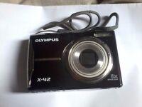 Olympus X 42 12 Megapixel Digital Camera