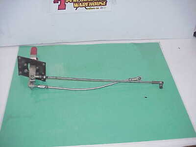 Aluminum Shifter Handle & Rods for Bert Brinn Falcon / 3 Speed Transmission