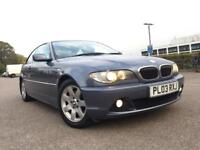 Bmw e46 326 coupe facelift, electric leather seats, similar to Audi A4, Mercedes c class