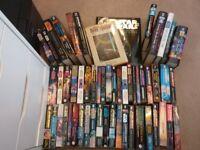 Job lot of 55 Star Wars books