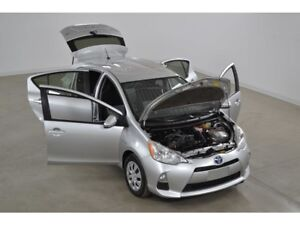 2014 Toyota Prius c Hybrid Garantie PEA 2021/200 000 Km