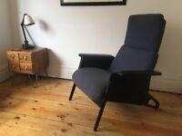 Herman Miller Hollington Lounge Armchair Space Age Eames