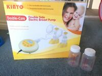 KINYO Double-Core Double Electric Breast Pump