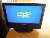 "15 "" tv & dvd combi technika"