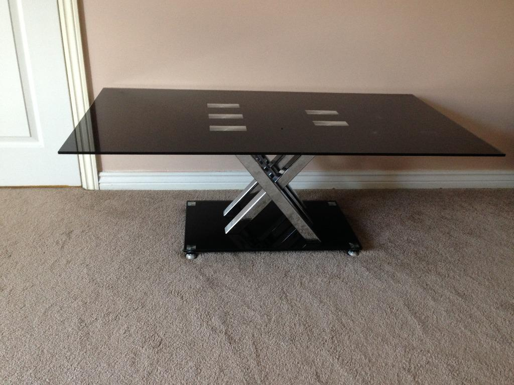 Black gloss coffee table in Coventry West Midlands  : 86 from www.gumtree.com size 1024 x 768 jpeg 114kB