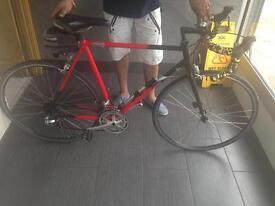 Raleigh road sports bike