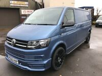 VW TRANSPORTER 2.0 TDI BLUEMOTION TECH T30 TRENDLINE LWB