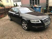 2006 AUDI A6 TDI NEEDS ENGINE