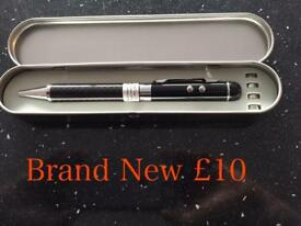 Brand new A beautiful ballpoint pen with case