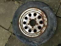 Suzuki Jimny or suzuki vitara spare wheel