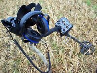 Metal Detector Golden Mask 4 WD dual freq with 4 coils