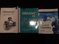 University Chemistry Books Textbook