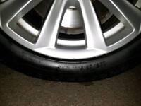 """Alloys + tyres bmw 17"""""""