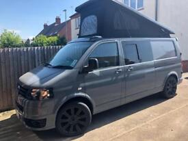 Vw t5 transporter camper converted may px
