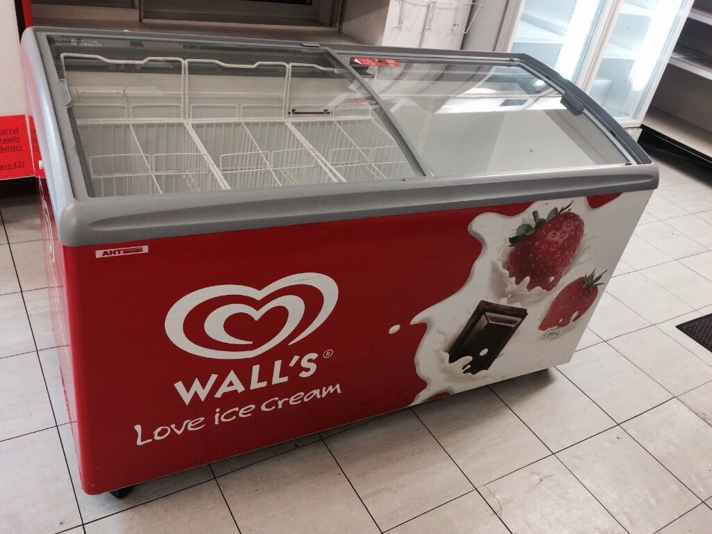 Walls ice cream freezer 1500 mm Buy, sale and trade ads