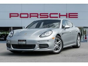 2015 Porsche Panamera 4|Premium Package|Lane-Change-Assist|Blind