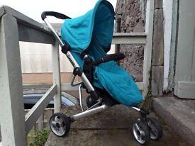 3 wheeler Buggy by O Baby