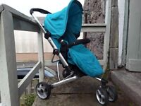 3 wheeler Buggy by O Baby