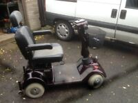 Mobility Scooter - good condition - low price for quick sale
