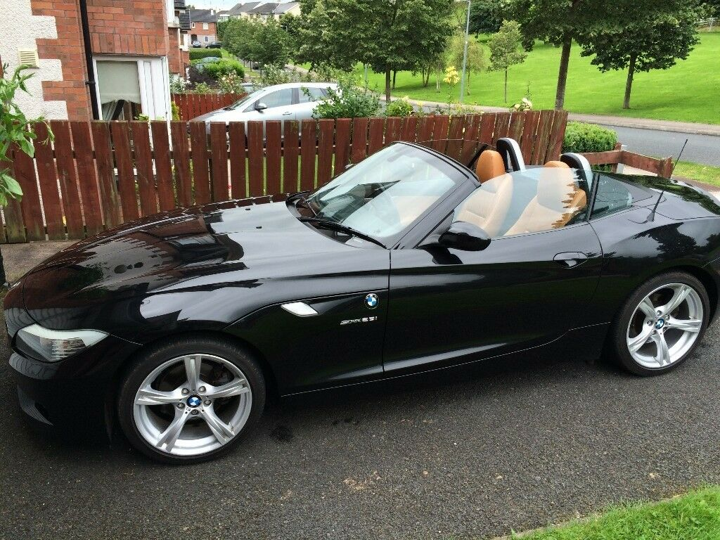 2010 BMW Z4 sDrive35is with M-Sports Package   in Aughnacloy, County ...