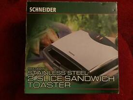 2 slice sandwich toaster
