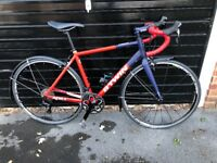 B'Twin Triban 540 Size M. As new and upgraded