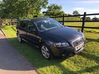 Audi A3 Sportback - Bose Stereo