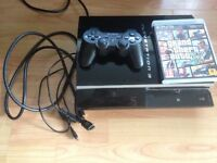 PS3 PlayStation 3 call of duty and GTA 5