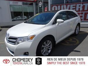 2013 Toyota Venza FWD CUIR TOIT MAGS AUTOMATIQUE