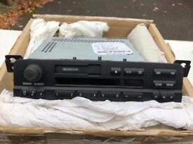BMW radio-tape player