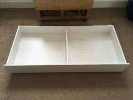Set of 2 Ikea Underbed Storage MALM