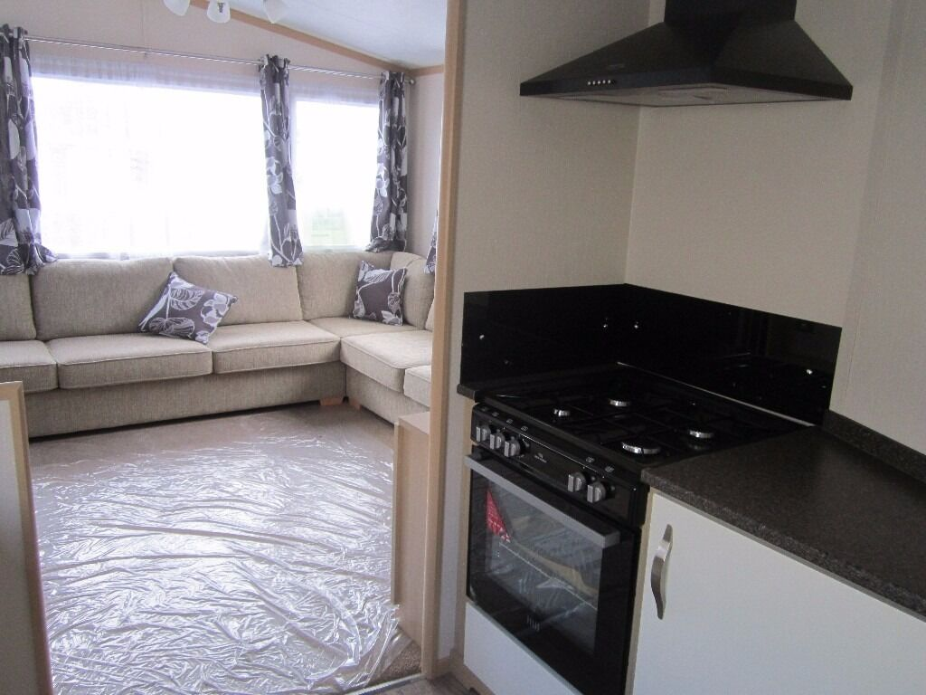 caravan holiday home - silloth - cumrbria - Lake district