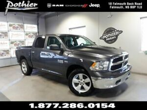 2018 Ram 1500   HEATED MIRRORS   UCONNECT   REMOTE START  