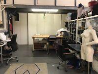 Workshop/studio space in Small creative warehouse share E10