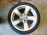 Audi Volkswagen Alloy Wheels