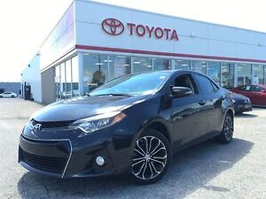 2015 Toyota Corolla S Upgrade Package 1.9% TCUV Rate O.A.C.