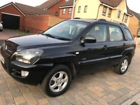 KIA SPORTAGE 2.0 CRDi XS 4WD DIESEL5dr , MOT 11 MONTHS AND LOW MILEAS ONLY 36000