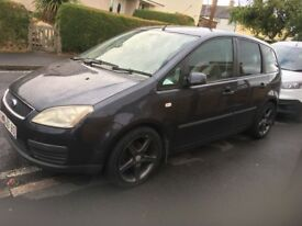Ford cmax 06 colour charcoal grey