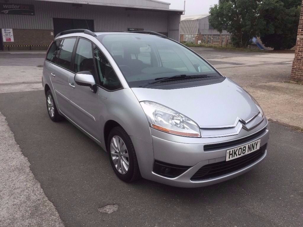 Citroen Grand C4 Picasso 1.8 i 16v VTR+ 5dr , 6 MONTHS FREE WARRANTY, Cambelt changed