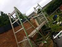 trestles scaffolding