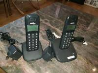 Binatone 2 phone set