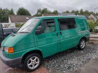 VW T4 TDI Campervan SWB, 1999, 2.5l diesel