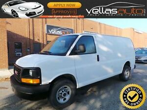 2016 GMC Savana 2500 3/4 TON CARGO P/WINDOWS & LOCKS
