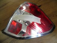 SUBARU FORESTER RIGHT TAIL LIGHT 2009